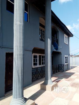 Furnished 3bdrm Block of Flats in Airport Mini Estate, Alakia for Rent | Houses & Apartments For Rent for sale in Ibadan, Alakia