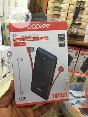 10000mah Poolee Powerbank | Accessories for Mobile Phones & Tablets for sale in Lagos State, Ikeja