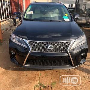 Lexus RX 2013 350 FWD Black | Cars for sale in Lagos State, Ojo