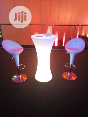 LED Cocktail Table | Party, Catering & Event Services for sale in Lagos State, Lekki