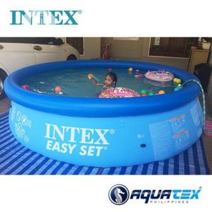 Intex 8ft Inflatable Swimming Pool   Sports Equipment for sale in Lagos State, Lagos Island (Eko)