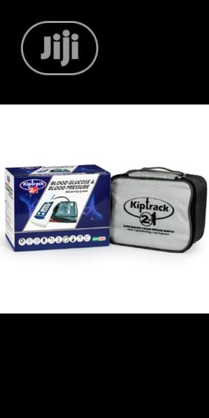 Kiptrack 2 In 1 Blood Glucose And Blood Pressure Monitor | Medical Supplies & Equipment for sale in Rivers State, Port-Harcourt