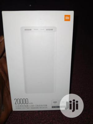 Mi Powerbank 3 20000mah Powerbank Type-c Output   Accessories for Mobile Phones & Tablets for sale in Lagos State, Ikeja
