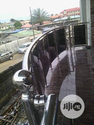 Handrails With Glass | Building Materials for sale in Abuja (FCT) State, Garki 1