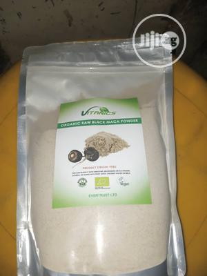 Organic Black Maca Powder 500G   Vitamins & Supplements for sale in Lagos State, Ikeja