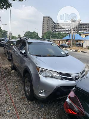 Toyota RAV4 2013 LE AWD (2.5L 4cyl 6A) Silver | Cars for sale in Lagos State, Ikoyi