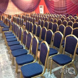 Blue Banquet Chairs   Furniture for sale in Lagos State, Lekki