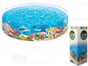 Intex 8ft Round Swiming Pool   Sports Equipment for sale in Lagos State, Lagos Island (Eko)