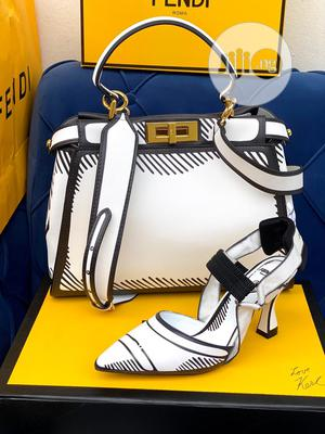 High Quality FENDI Heels   Shoes for sale in Lagos State, Magodo