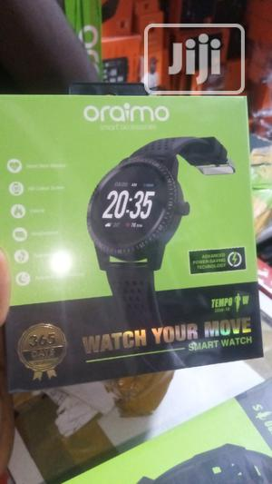 Oraimo Smart Watch OSW 10 | Smart Watches & Trackers for sale in Lagos State, Ikeja