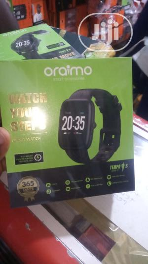 Oraimo Smart Watch OSW 11 | Smart Watches & Trackers for sale in Lagos State, Ikeja