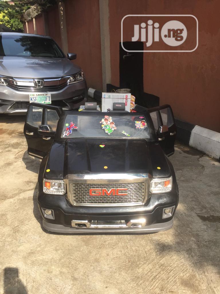 Tokunbo Uk Used Automatic Toy Car