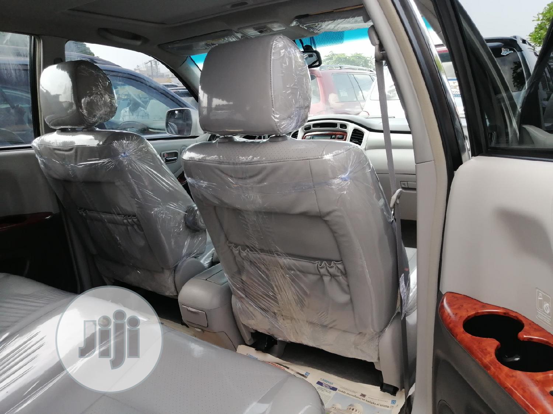 Archive: Toyota Highlander 2005 Silver