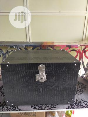 Black Wood And Leather Executive Gift Trucks For Hamper | Arts & Crafts for sale in Lagos State, Surulere