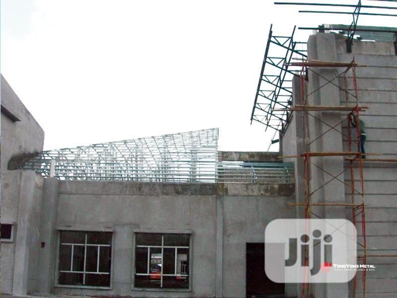 Archive: Steel Roofing Trusses - C-channel Roofing Trusses - Roofing