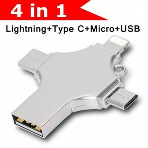 ALCOR 64GB Ultra OTG Micro USB 4 In 1 Flash Drive | Computer Accessories  for sale in Lagos State, Ikorodu