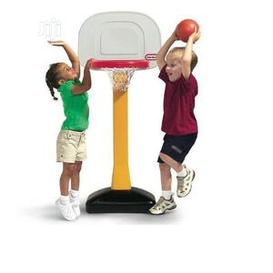Totsports Basket Ball Non Adj Post USA | Toys for sale in Lagos State, Ajah