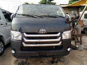 Toyota Hummer Bus 2008 Black   Buses & Microbuses for sale in Lagos State, Apapa
