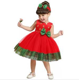 Girl Sleeveless Full Ball Party Dress-: Red | Children's Clothing for sale in Lagos State, Ojota