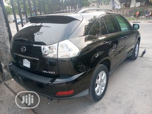 Lexus RX 2007 350 Black | Cars for sale in Lagos State, Amuwo-Odofin