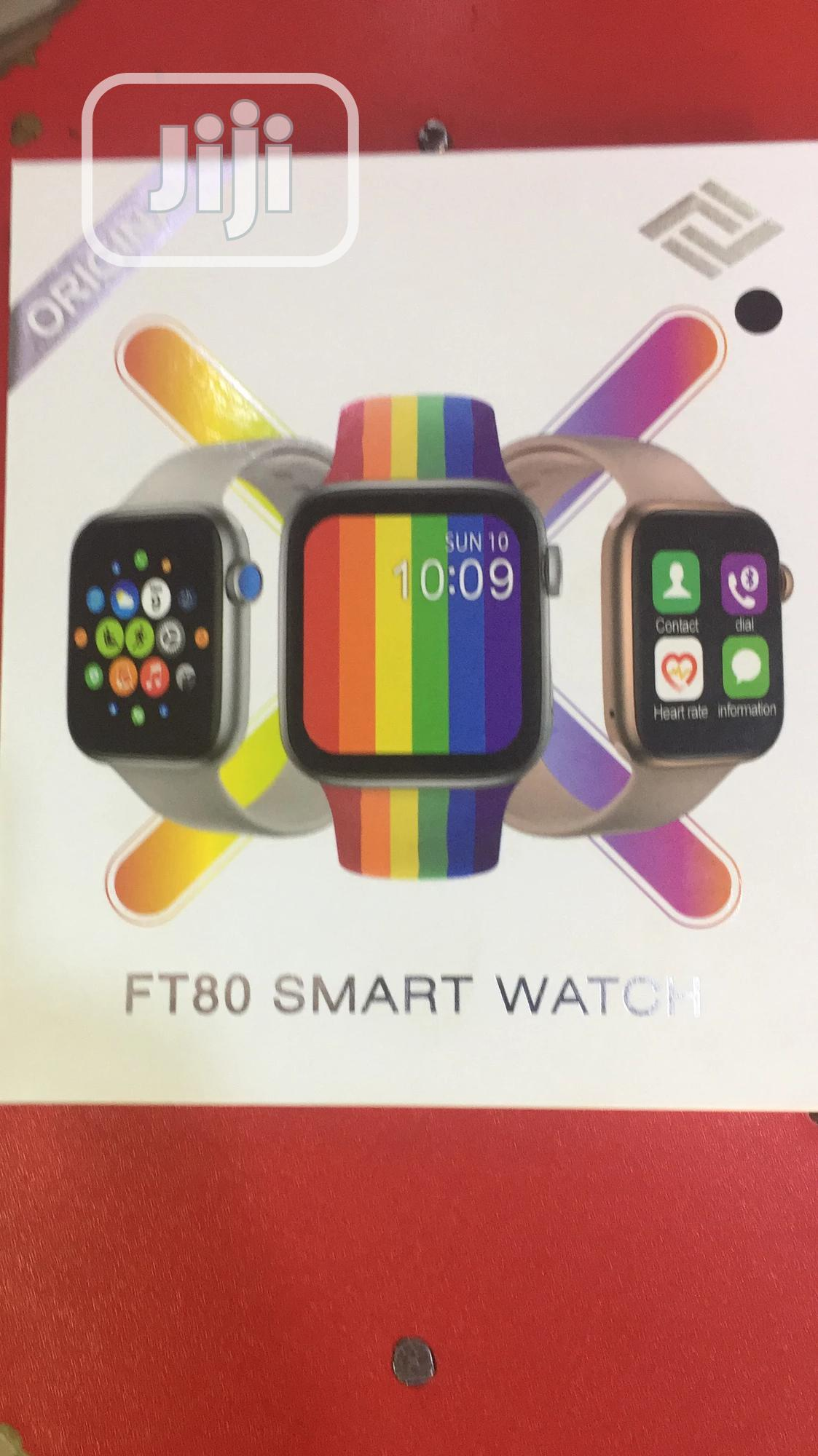 Archive: Ft80 Smart Watch