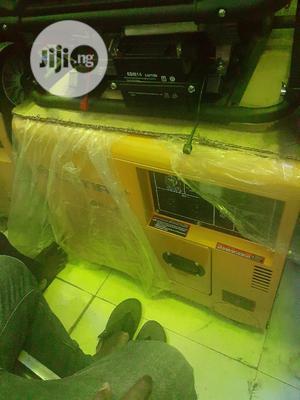 Yellow 10kva Lutian DIESEL Generator 100%Coppa | Electrical Equipment for sale in Lagos State, Lekki