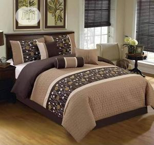 Quality Duvet,Bedsheet With 4 Pillow Cases   Home Accessories for sale in Lagos State, Maryland