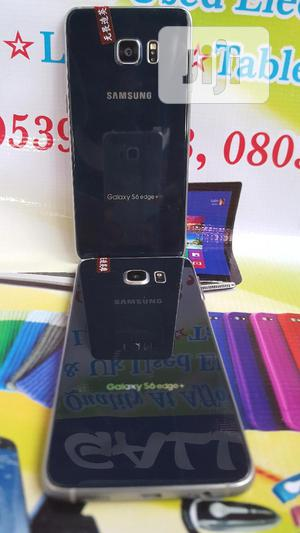 Samsung Galaxy S6 Edge Plus 32 GB Black | Mobile Phones for sale in Delta State, Uvwie