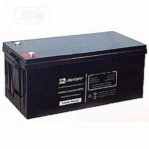 Mercury 12v/200ah Deep Cycle Inverter Battery   Electrical Equipment for sale in Lagos State, Lagos Island (Eko)