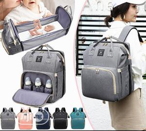 Multipurpose Foldable Baby Bed and Diaper Bag   Baby & Child Care for sale in Lagos State, Gbagada