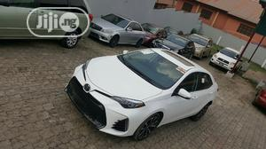 Toyota Corolla 2019 SE (1.8L 4cyl 6M) White | Cars for sale in Lagos State, Lekki