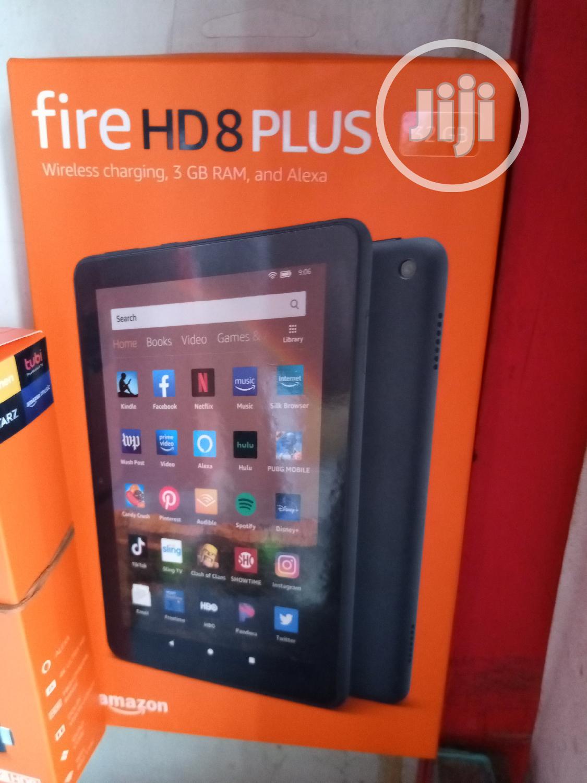 New Amazon Fire HD 8 Plus (2020) 32 GB Black