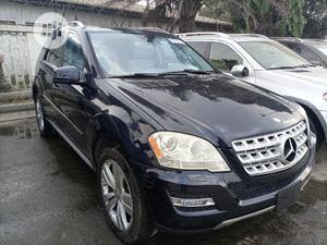 Mercedes-Benz M Class 2010 Blue   Cars for sale in Lagos State, Apapa