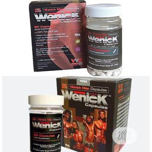Wenick Penis Enlargement Pills | Sexual Wellness for sale in Lagos State, Alimosho