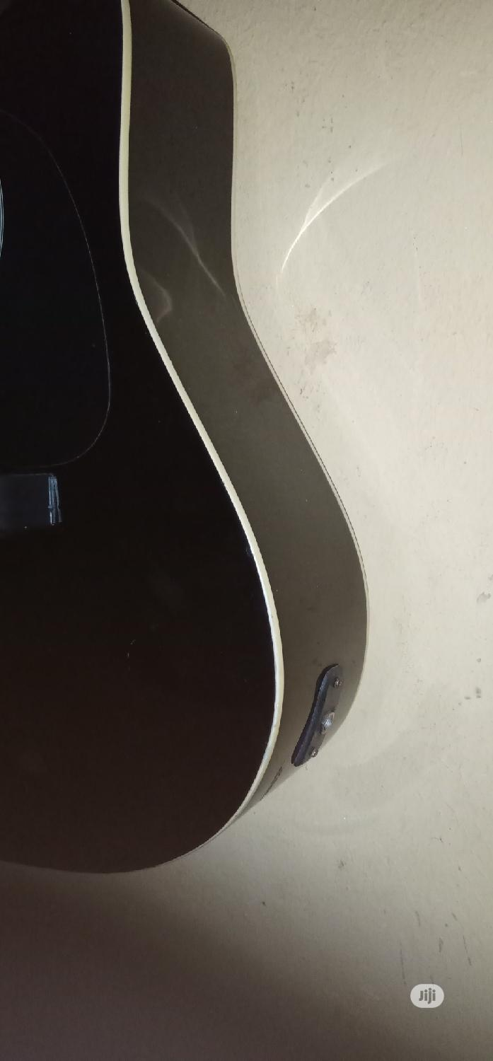 Accustic/Electric Guitar   Musical Instruments & Gear for sale in Owerri, Imo State, Nigeria