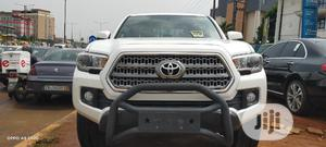 Toyota Tacoma 2017 TRD Off Road White | Cars for sale in Lagos State, Oshodi