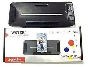 Ws-1618 Wireless Bluetooth Speaker   Audio & Music Equipment for sale in Lagos State, Ikorodu