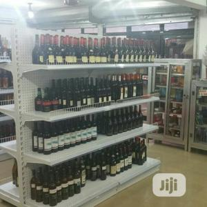 High Quality Double Sided Gondola Shelving | Store Equipment for sale in Lagos State, Ikorodu