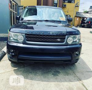 Land Rover Range Rover Sport 2011 HSE 4x4 (5.0L 8cyl 6A) Blue | Cars for sale in Lagos State, Abule Egba