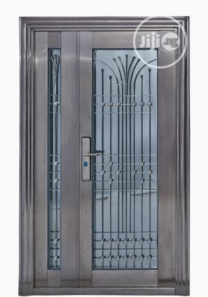 Stainless Steel Security Door | Doors for sale in Lagos State, Isolo