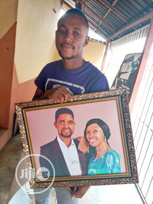 Portrait Painting   Other Services for sale in Anambra State, Nnewi