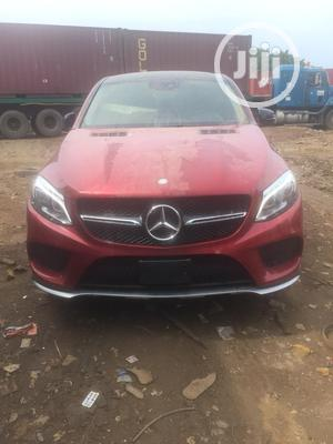Mercedes-Benz GLE-Class 2017 Red | Cars for sale in Lagos State, Lekki
