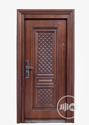 Steel Heavy Duty Security Door | Doors for sale in Lagos State, Isolo