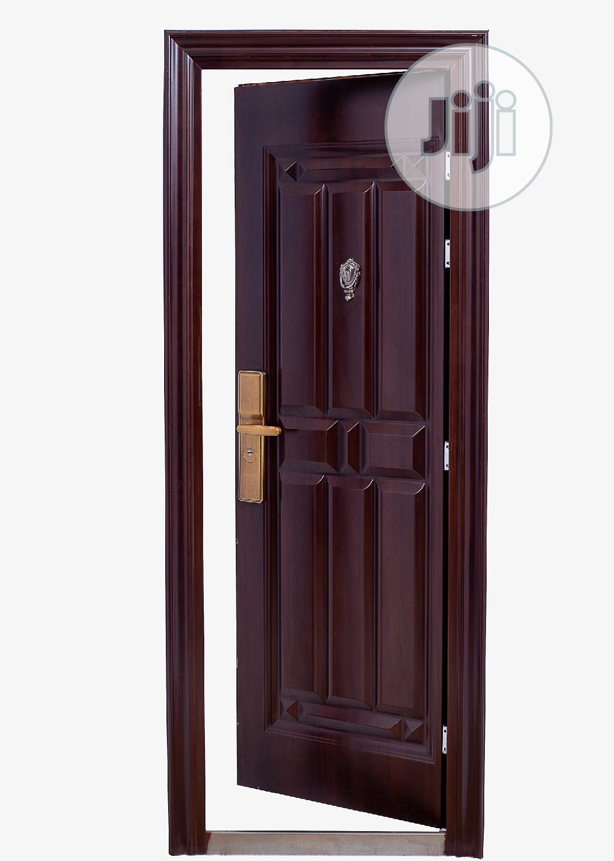 SD309 Security Door | Doors for sale in Lekki, Lagos State, Nigeria