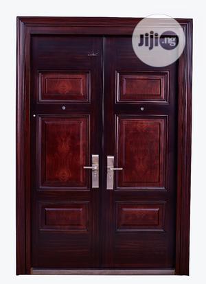 Double Door Steel Security Door | Doors for sale in Lagos State, Isolo