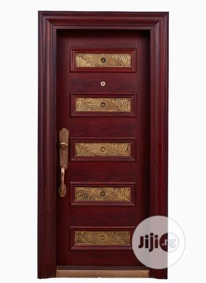 3ft Heavy Duty Steel Security Door | Doors for sale in Lagos State, Magodo