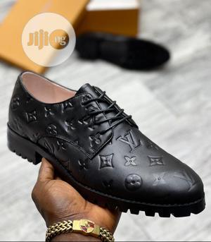 Louis Vuitton Luxury Men Leather Shoes   Shoes for sale in Lagos State, Lagos Island (Eko)