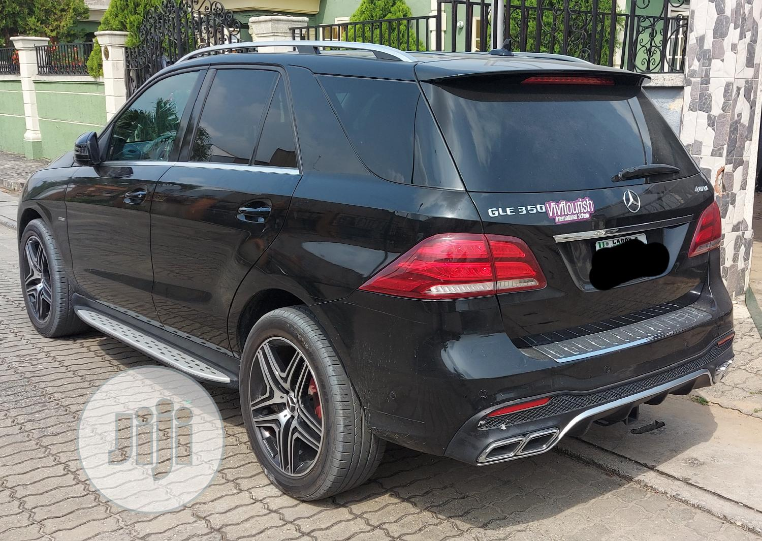Mercedes-Benz M Class 2014 Black | Cars for sale in Ajah, Lagos State, Nigeria