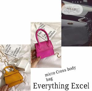 High Quality Mini Bag . Yellow, White, Pink Available   Bags for sale in Delta State, Warri