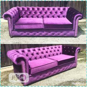 Complete Set of Sofa   Furniture for sale in Lagos State, Ojo